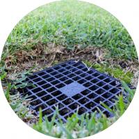 Drain box solution for yard drainage