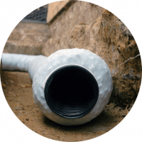 French drains los angeles